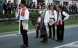 Discover original Czech and Moravian folklore